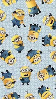Cute Minion Wallpaper