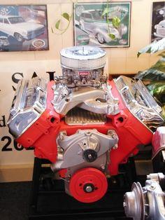 Chrysler 392 Hemi Engine