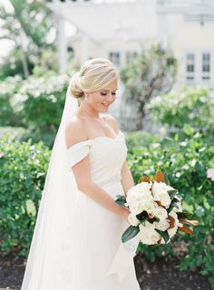 Bridesmaid Dresses: Amsale - http://www.stylemepretty.com/portfolio/amsale-2 Florist: MMD Events - http://www.stylemepretty.com/portfolio/mmdevents Photography: Jacqui Cole Photography - jacquicole.com   Read More on SMP: http://www.stylemepretty.com/2016/12/15//