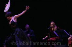 Flamenco Biënnale Países Bajos 2017. Rocío Márquez con Leonor Leal, 'Fantasía para violonchelo y flamenco' [crónica y fotos]