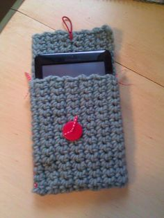 Crocheting: E-Reader / Kindle Cover in 8 Steps