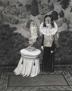 """The Owl Girl, from """"Dream Transformation"""""""