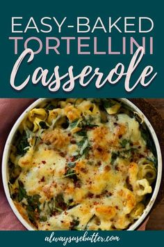 This cheap & cheesy weeknight favorite is done in 25 minutes with just 5 ingredients. Cheesy and packed with flavor this dish heats up really well and is a great option for your lunchbox. Pork Recipes For Dinner, Yummy Pasta Recipes, Easy Casserole Recipes, Grilling Recipes, Great Recipes, Vegetarian Recipes, Casserole Dishes, Fall Recipes, Dinner Entrees