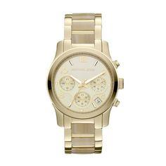 6b95dd46dba0c Michael Kors Gold Horn Runway watch. MK5660 Women s Watches