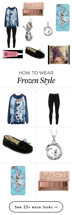 """HI IM OLAF AND I LIKE WARM HUGS⛄"" by fashion-lover2785 on Polyvore"