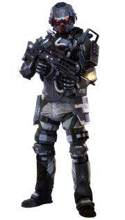 The Art of Killzone: Shadow Fall - Games