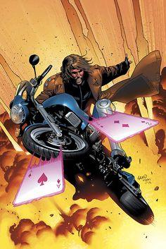 Gambit by Greg Land
