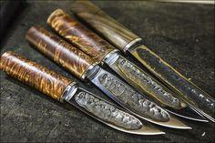 Master of Yakut knives
