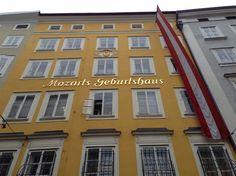 Salisburgo.+Visitare+la+casa+natale+di+Mozart
