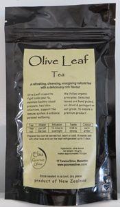 Olives. Olive Leaf Tea