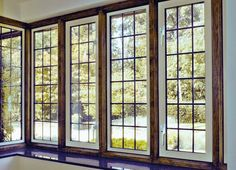1920's 1930's metal frame windows - love these! What I have throughout The Home Idea Factory