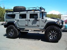 Jafab 1999 Hummer Specs, Photos, Modification Info at CarDomain Hummer H3, Hummer Cars, Hummer Truck, Suv Cars, American Motors, Expedition Vehicle, Unique Cars, Big Trucks, Military Vehicles