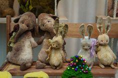 Hello, Teddy! Слоники и ёжики на выставке в Москве. Часть 1 / Выставка кукол - обзоры, репортажи, информация, фото / Бэйбики. Куклы фото. Одежда для кукол
