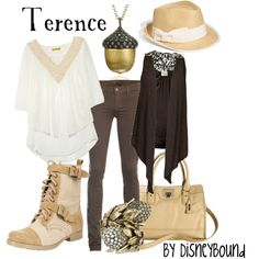 I'm not sure who Terence is, but I really like this
