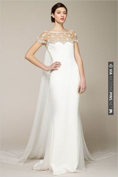Marchesa 2013 Bridal Collection | CHECK OUT MORE IDEAS AT WEDDINGPINS.NET | #weddingfashion