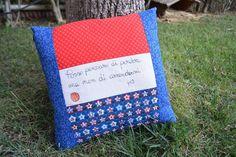 Le Idee di Eveline                                                      : I copri cuscini non sono finiti