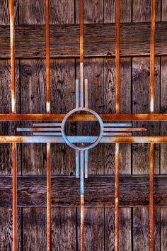 Door in New Mecico