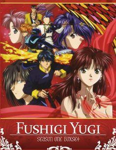 Fushigi Yugi Season 1 DVD Collection (Hyb) #RightStuf2013