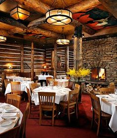The Snake River Grill, Jackson, WY - America's Most Romantic Restaurants Grand Teton National Park, National Parks, Little Palm Island, Festivals In August, Jackson Hole Wyoming, Beach Wedding Favors, Island Resort, Most Romantic, Jackson Hole