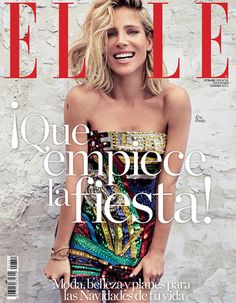 Elle Spain Cover with the Celebrity Elsa Pataky shot by fashion photographer Xavi Gordo represented by 8AM - 8 Artist Management #artistmangement #fashion #editorial  #8artistmanagement #xavigordo ★★ 8AM / 8 Artist Management ★★  more photos in http://8artistmanagement.com/