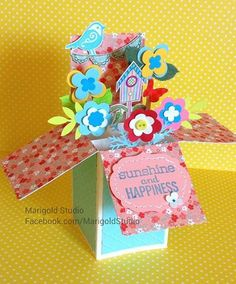 Card in a Box - Manisha Singhal Sharma