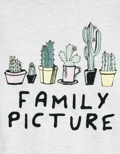 BSK cactus print sweatshirt - Sweatshirts - Bershka Turkey