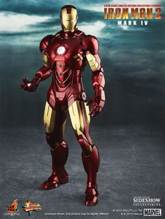 Sideshow Collectibles - Iron Man Mark IV