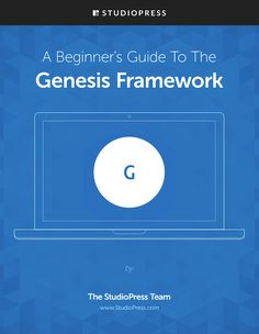 Download the Genesis Guide for Absolute Beginners (Free PDF) < This guide walks you through the basics of using/installing a Studio Press theme or template. Helpful if you're creating a website using wordpress