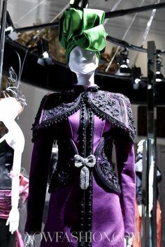 Christian Lacroix for Schiaparelli Haute Couture Fall Winter 2013 Paris