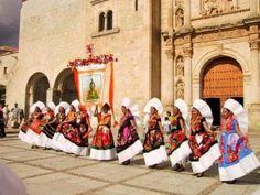 La Guelaguetza festival de Oaxaca