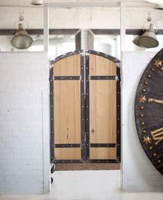 For Under The Deck SALOON DOORS Door Bar, Swinging Doors, Modern Interior  Design,