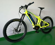 The Bafang Ultra Max was designed to be the most powerful off-road factory mid drive in the world. Electric Mountain Bike, Most Powerful, Big Dogs, Mountain Biking, Porch, Bicycle, Bicycling, Bicycles, Terrace