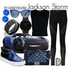 Disney Bound - Jackson Storm