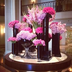"""We're """"Pretty in #Pink"""" for #BreastCancer Awareness month. #FSThinkPink"""