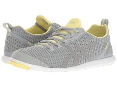 ASICS Metrolyte Women | Mid Grey / Aluminum / Elfin Yellow (Q752N-9696)