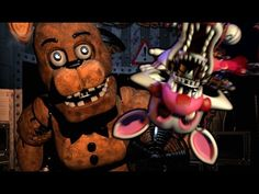 FOXY 2.0 | NIGHT 4 COMPLETE! | Five Nights At Freddy's 2 Gameplay Part 5