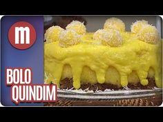 Bolo Quindim - Mulheres (15/08/16) - YouTube