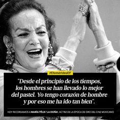 María Félix 08/04/16