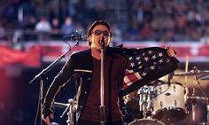 2002.U2. #SuperBowl #U2