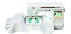 Baby Lock: Aventura sewing and embroidery machine