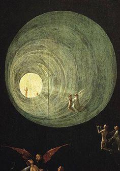 Hieronymus Bosch - Ascesa all'Empireo