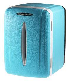 Hjem & have - Mini Fridge / Mini Køleskab, Et bærbart minikøleskab!