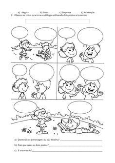 When it comes to learning a new language, especially for those of us who choose to learn outside of school and on our own, we usually want to learn as quickly as possible. Brain Activities, Language Activities, Writing Activities, Comic Strip Template, Comic Strips, Conversation Starters For Kids, Call Of Duty Black, French Lessons, Class Projects