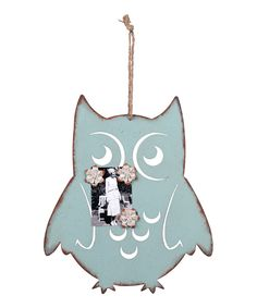 Look what I found on #zulily! Flying Owl Magnet Board by Wilco #zulilyfinds