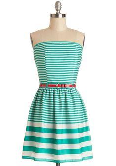 Mellow Manner Dress, #ModCloth