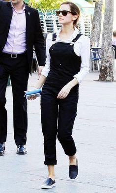 Look Emma Watson: Básico