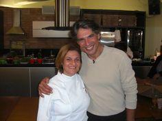 Carla Falconi co Olivier Anquier www.carlafalconi.com.br