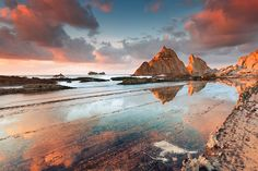 Playa de Arnia @ Liencres - Cantabria (Spain) by Eric Rousset, via 500px