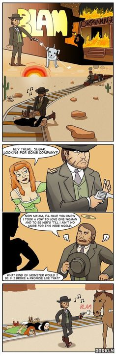 Red dead redemption.. xD