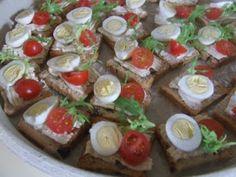 Pasteleria Artesanal de Ines Mattenet: Galeria de fotos buffet salado